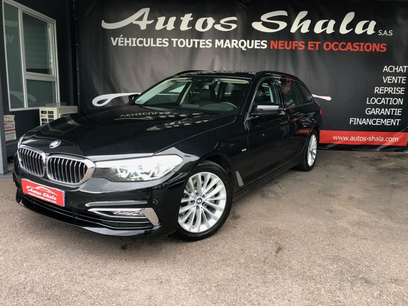 Photo 5 de l'offre de BMW SERIE 5 TOURING (G31) 520DA 190CH LUXURY EURO6D-T à 37980€ chez Autos Shala