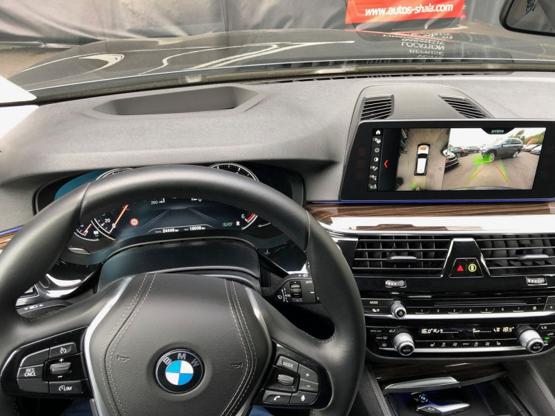 Photo 32 de l'offre de BMW SERIE 5 TOURING (G31) 520DA 190CH LUXURY EURO6D-T à 37980€ chez Autos Shala