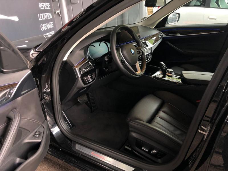 Photo 27 de l'offre de BMW SERIE 5 TOURING (G31) 520DA 190CH LUXURY EURO6D-T à 37980€ chez Autos Shala