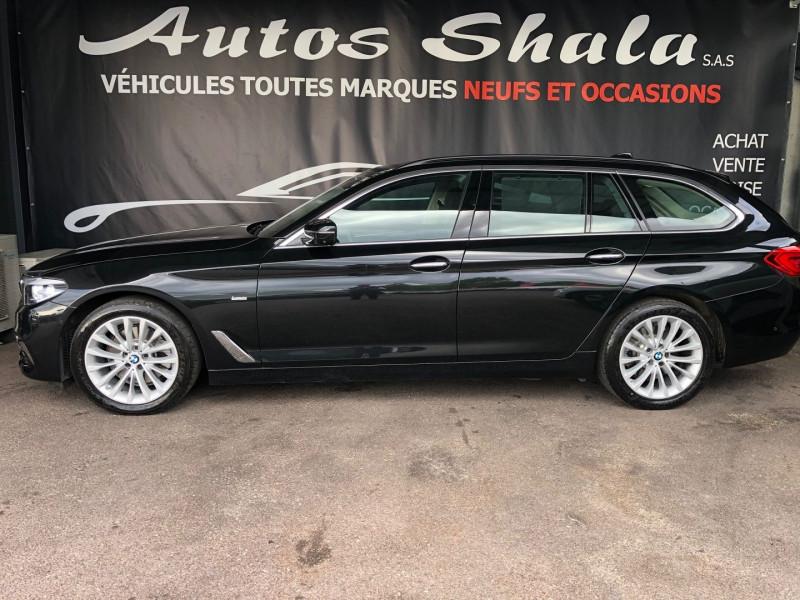 Photo 41 de l'offre de BMW SERIE 5 TOURING (G31) 520DA 190CH LUXURY EURO6D-T à 37980€ chez Autos Shala