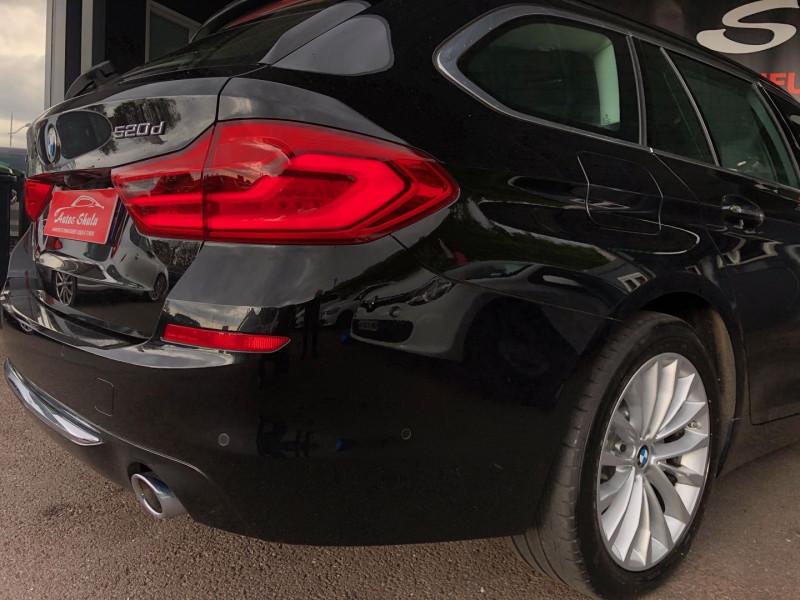 Photo 19 de l'offre de BMW SERIE 5 TOURING (G31) 520DA 190CH LUXURY EURO6D-T à 37980€ chez Autos Shala