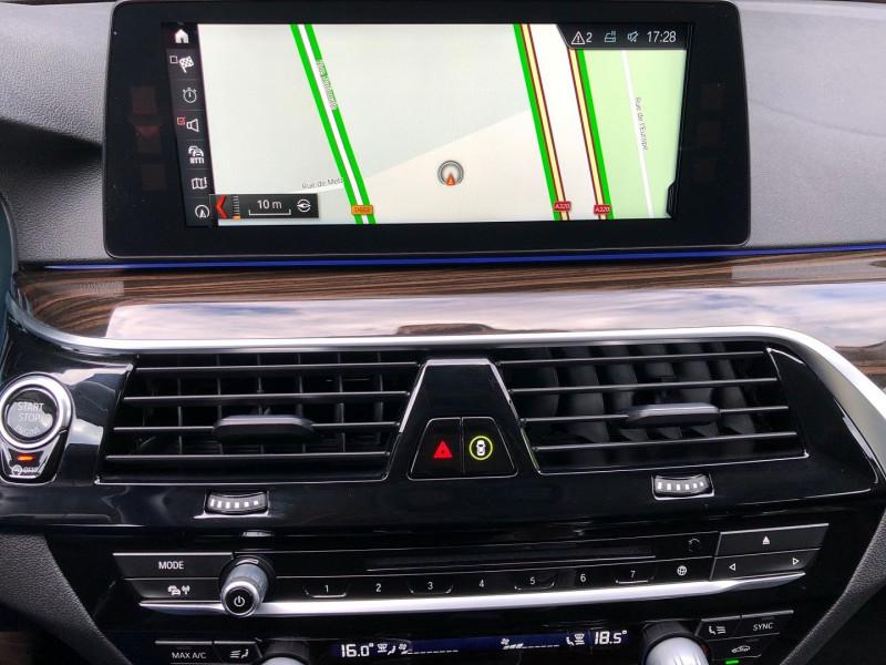 Photo 40 de l'offre de BMW SERIE 5 TOURING (G31) 520DA 190CH LUXURY EURO6D-T à 37980€ chez Autos Shala