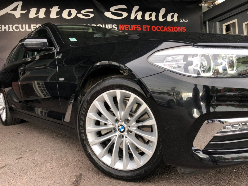 Photo 4 de l'offre de BMW SERIE 5 TOURING (G31) 520DA 190CH LUXURY EURO6D-T à 37980€ chez Autos Shala