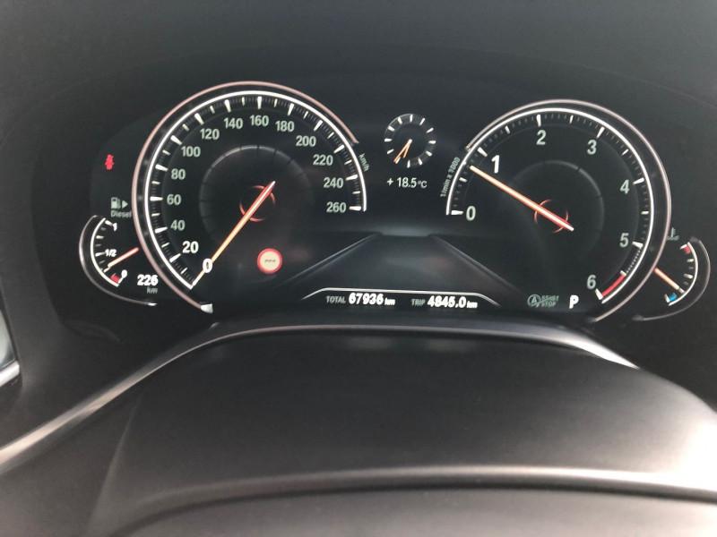 Photo 14 de l'offre de BMW SERIE 7 (G11/G12) 740DA XDRIVE 320CH M SPORT à 49970€ chez Autos Shala
