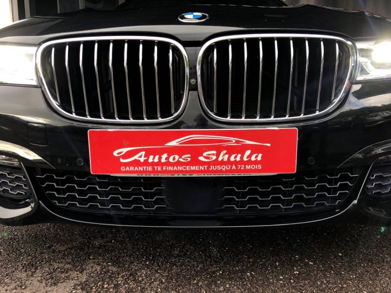 Photo 19 de l'offre de BMW SERIE 7 (G11/G12) 740DA XDRIVE 320CH M SPORT à 49970€ chez Autos Shala