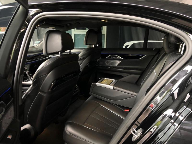 Photo 10 de l'offre de BMW SERIE 7 (G11/G12) 740DA XDRIVE 320CH M SPORT à 49970€ chez Autos Shala