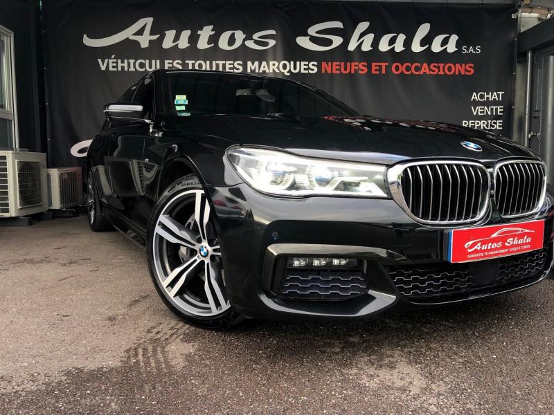 Photo 2 de l'offre de BMW SERIE 7 (G11/G12) 740DA XDRIVE 320CH M SPORT à 49970€ chez Autos Shala