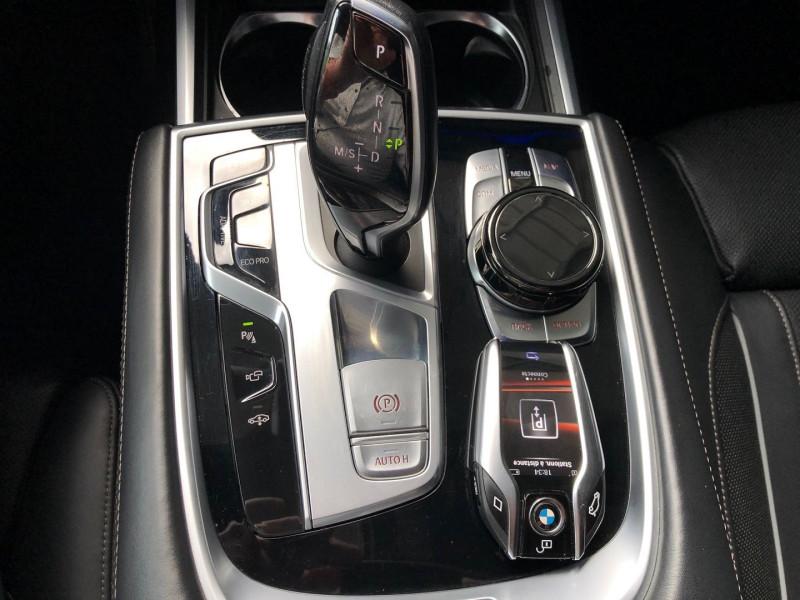 Photo 11 de l'offre de BMW SERIE 7 (G11/G12) 740DA XDRIVE 320CH M SPORT à 49970€ chez Autos Shala