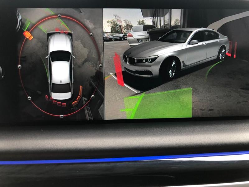 Photo 16 de l'offre de BMW SERIE 7 (G11/G12) 740DA XDRIVE 320CH M SPORT à 49970€ chez Autos Shala