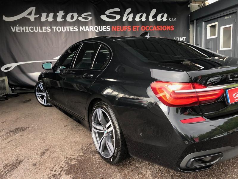 Photo 24 de l'offre de BMW SERIE 7 (G11/G12) 740DA XDRIVE 320CH M SPORT à 49970€ chez Autos Shala