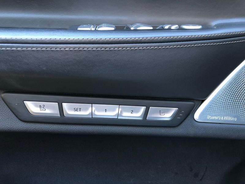 Photo 35 de l'offre de BMW SERIE 7 (G11/G12) 740DA XDRIVE 320CH M SPORT à 49970€ chez Autos Shala