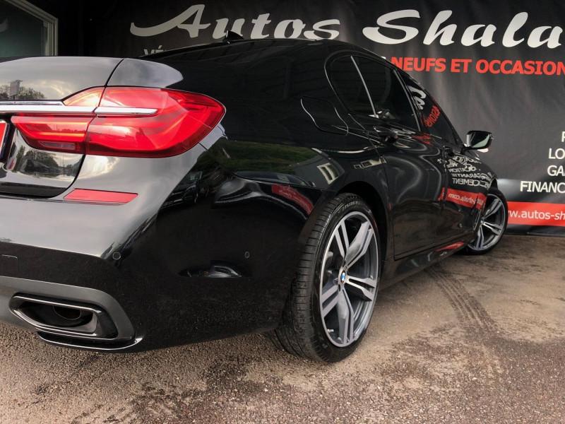 Photo 23 de l'offre de BMW SERIE 7 (G11/G12) 740DA XDRIVE 320CH M SPORT à 49970€ chez Autos Shala