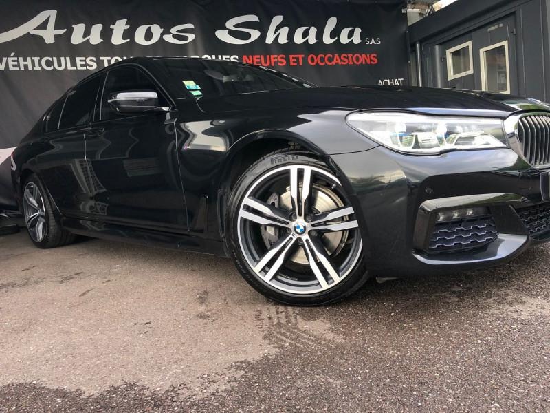Photo 4 de l'offre de BMW SERIE 7 (G11/G12) 740DA XDRIVE 320CH M SPORT à 49970€ chez Autos Shala