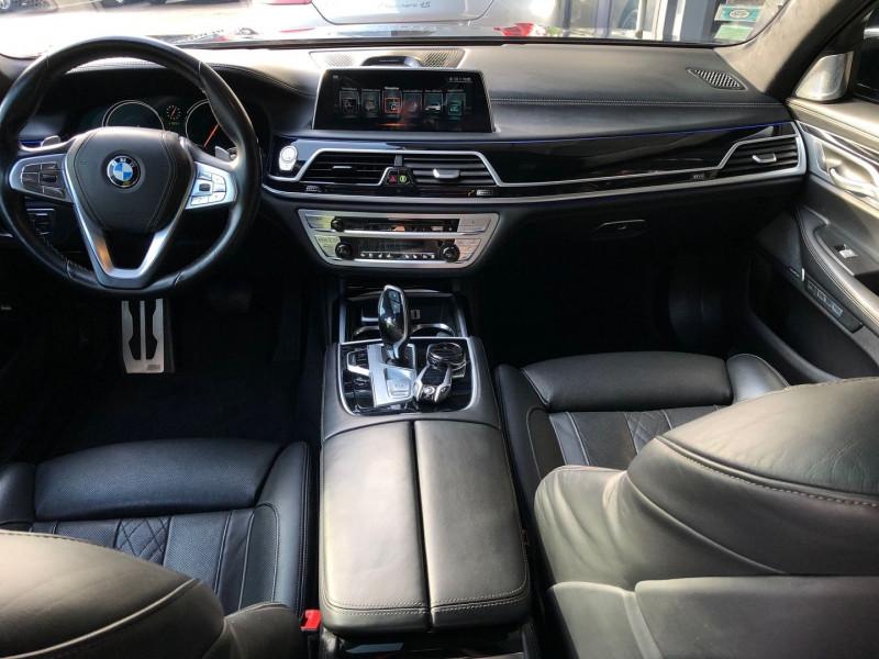 Photo 33 de l'offre de BMW SERIE 7 (G11/G12) 740DA XDRIVE 320CH M SPORT à 49970€ chez Autos Shala