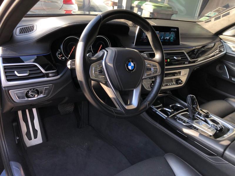 Photo 32 de l'offre de BMW SERIE 7 (G11/G12) 740DA XDRIVE 320CH M SPORT à 49970€ chez Autos Shala