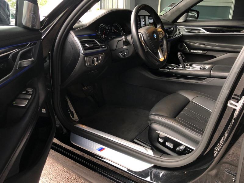 Photo 9 de l'offre de BMW SERIE 7 (G11/G12) 740DA XDRIVE 320CH M SPORT à 49970€ chez Autos Shala