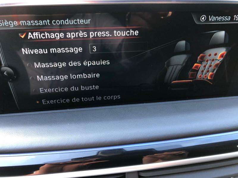 Photo 34 de l'offre de BMW SERIE 7 (G11/G12) 740DA XDRIVE 320CH M SPORT à 49970€ chez Autos Shala