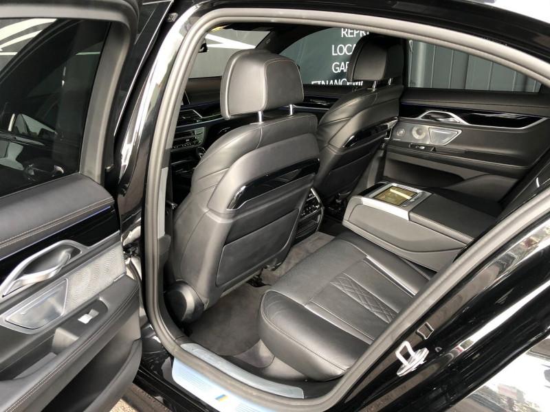 Photo 26 de l'offre de BMW SERIE 7 (G11/G12) 740DA XDRIVE 320CH M SPORT à 49970€ chez Autos Shala