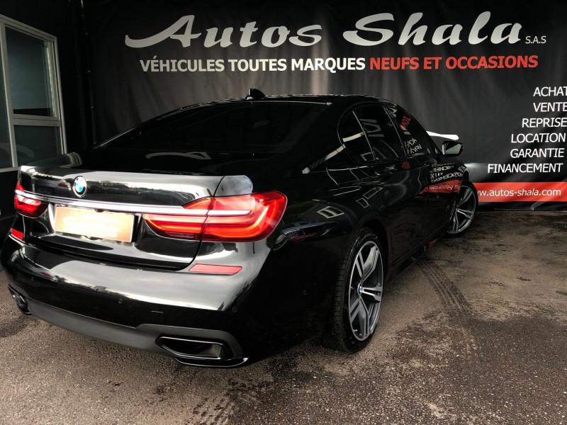 Photo 21 de l'offre de BMW SERIE 7 (G11/G12) 740DA XDRIVE 320CH M SPORT à 49970€ chez Autos Shala