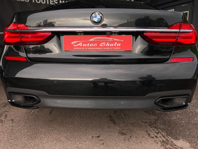 Photo 20 de l'offre de BMW SERIE 7 (G11/G12) 740DA XDRIVE 320CH M SPORT à 49970€ chez Autos Shala