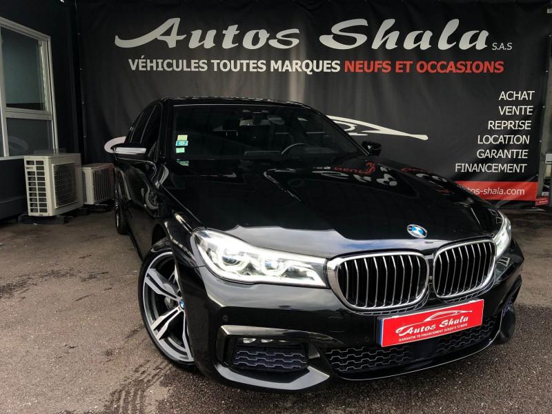 Photo 37 de l'offre de BMW SERIE 7 (G11/G12) 740DA XDRIVE 320CH M SPORT à 49970€ chez Autos Shala