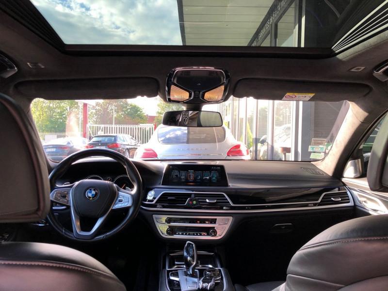 Photo 8 de l'offre de BMW SERIE 7 (G11/G12) 740DA XDRIVE 320CH M SPORT à 49970€ chez Autos Shala