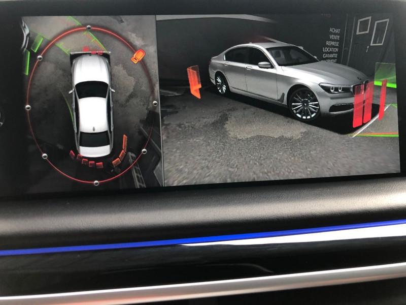 Photo 17 de l'offre de BMW SERIE 7 (G11/G12) 740DA XDRIVE 320CH M SPORT à 49970€ chez Autos Shala
