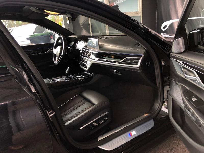 Photo 30 de l'offre de BMW SERIE 7 (G11/G12) 740DA XDRIVE 320CH M SPORT à 49970€ chez Autos Shala