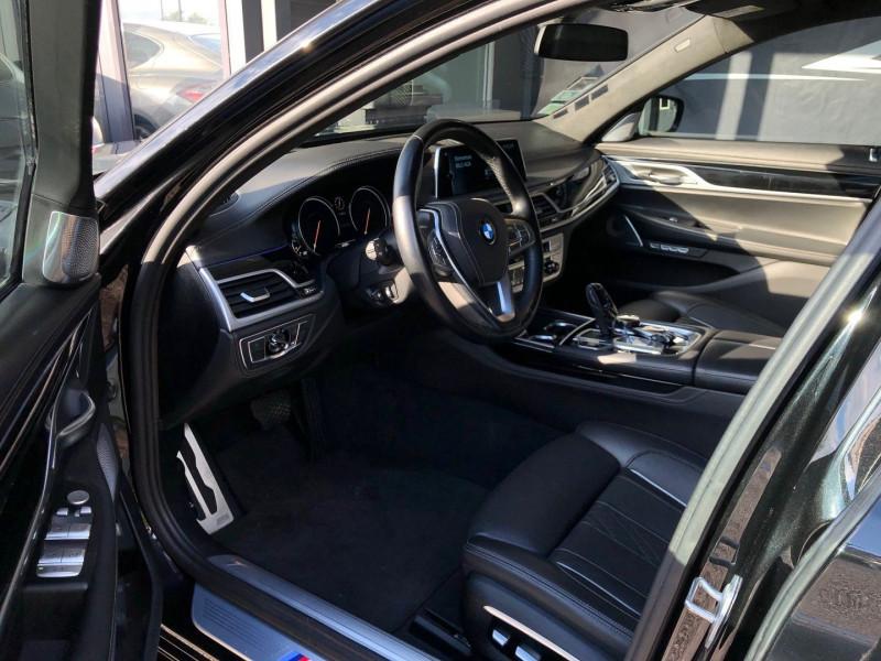 Photo 31 de l'offre de BMW SERIE 7 (G11/G12) 740DA XDRIVE 320CH M SPORT à 49970€ chez Autos Shala