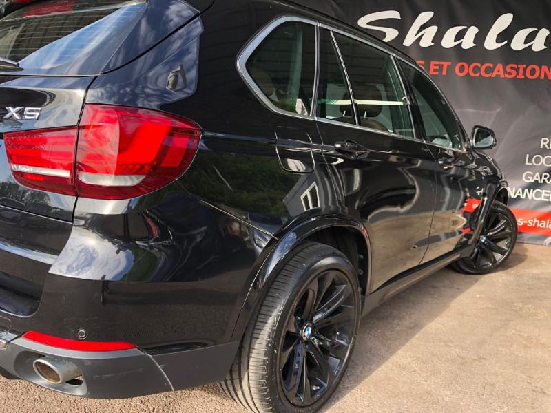 Photo 8 de l'offre de BMW X5 (F15) XDRIVE30DA 258CH EXCLUSIVE 7PLACES à 39970€ chez Autos Shala