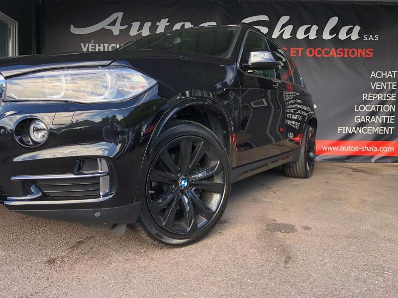 Photo 5 de l'offre de BMW X5 (F15) XDRIVE30DA 258CH EXCLUSIVE 7PLACES à 39970€ chez Autos Shala