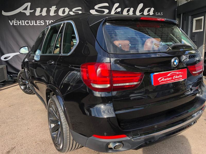 Photo 3 de l'offre de BMW X5 (F15) XDRIVE30DA 258CH EXCLUSIVE 7PLACES à 39970€ chez Autos Shala
