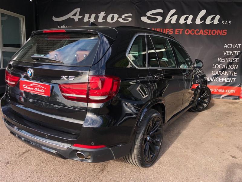 Photo 4 de l'offre de BMW X5 (F15) XDRIVE30DA 258CH EXCLUSIVE 7PLACES à 39970€ chez Autos Shala