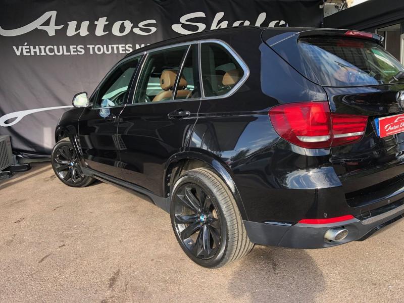 Photo 38 de l'offre de BMW X5 (F15) XDRIVE30DA 258CH EXCLUSIVE 7PLACES à 39970€ chez Autos Shala