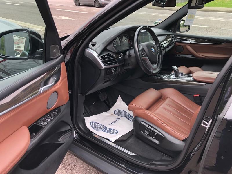 Photo 15 de l'offre de BMW X5 (F15) XDRIVE30DA 258CH EXCLUSIVE 7PLACES à 39970€ chez Autos Shala