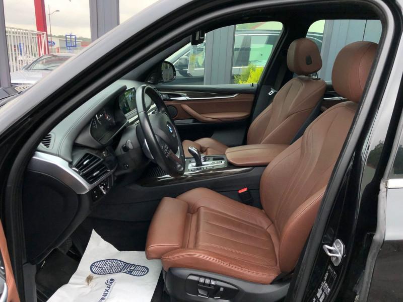 Photo 11 de l'offre de BMW X5 (F15) XDRIVE30DA 258CH EXCLUSIVE 7PLACES à 39970€ chez Autos Shala