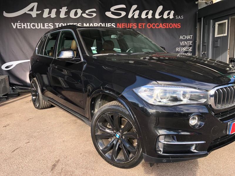 Photo 6 de l'offre de BMW X5 (F15) XDRIVE30DA 258CH EXCLUSIVE 7PLACES à 39970€ chez Autos Shala