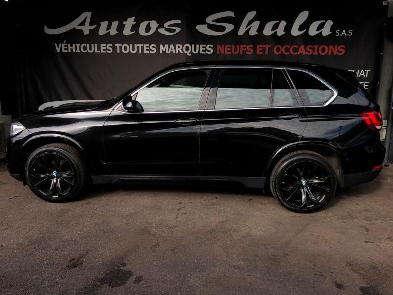 Photo 9 de l'offre de BMW X5 (F15) XDRIVE30DA 258CH EXCLUSIVE 7PLACES à 39970€ chez Autos Shala