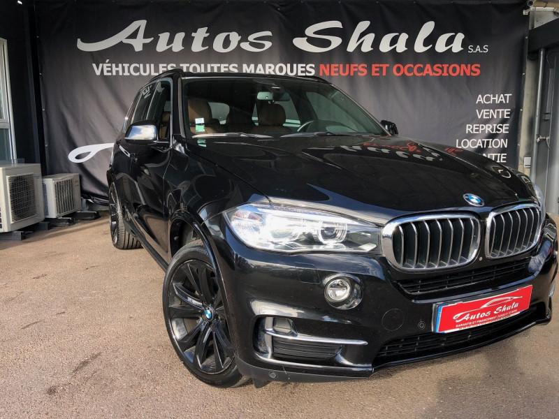 Photo 2 de l'offre de BMW X5 (F15) XDRIVE30DA 258CH EXCLUSIVE 7PLACES à 39970€ chez Autos Shala