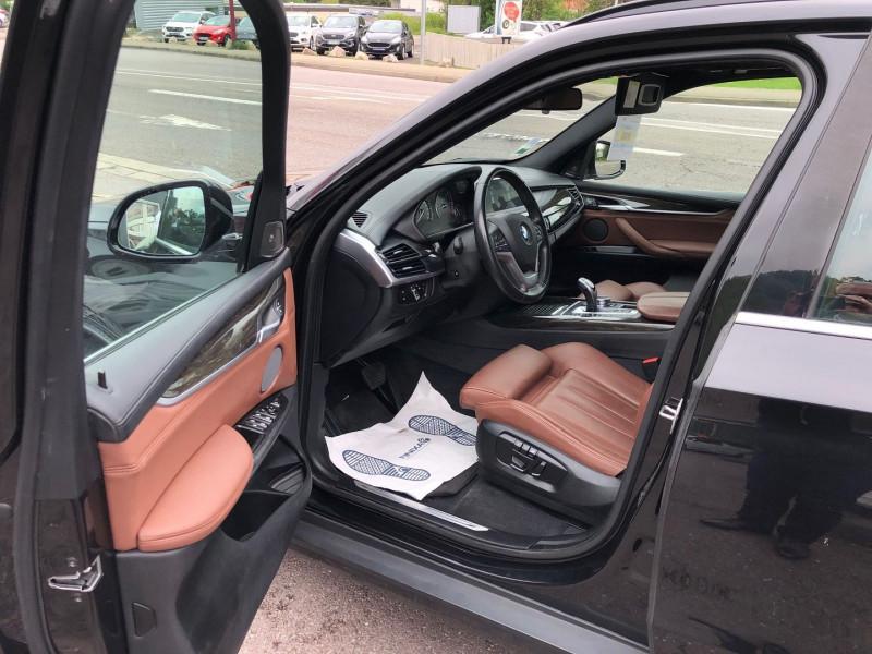 Photo 16 de l'offre de BMW X5 (F15) XDRIVE30DA 258CH EXCLUSIVE 7PLACES à 39970€ chez Autos Shala