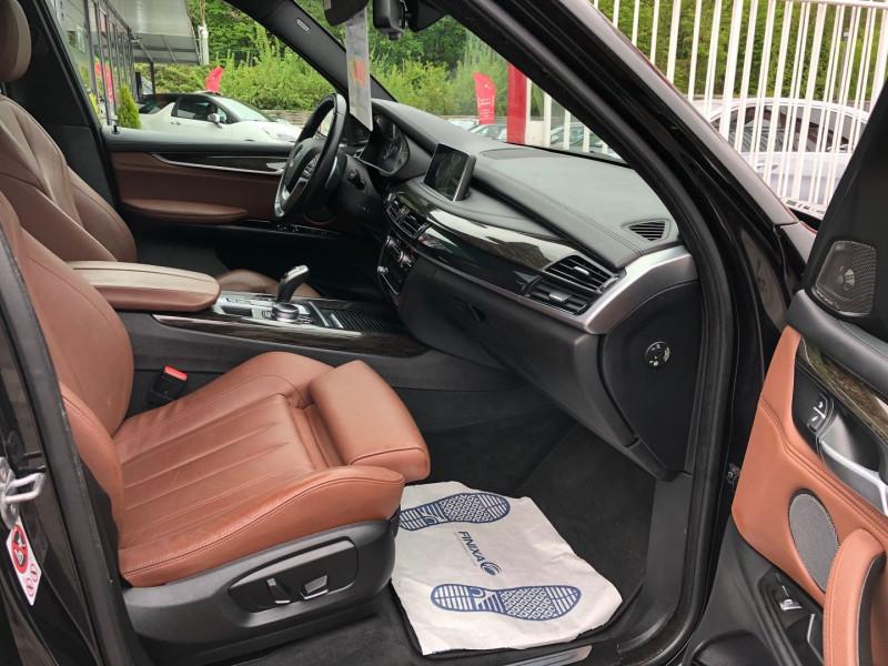 Photo 39 de l'offre de BMW X5 (F15) XDRIVE30DA 258CH EXCLUSIVE 7PLACES à 39970€ chez Autos Shala