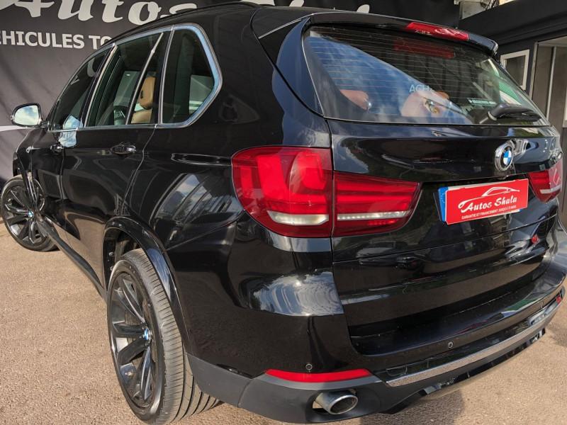 Photo 7 de l'offre de BMW X5 (F15) XDRIVE30DA 258CH EXCLUSIVE 7PLACES à 39970€ chez Autos Shala