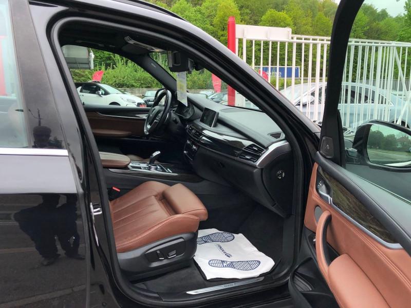 Photo 13 de l'offre de BMW X5 (F15) XDRIVE30DA 258CH EXCLUSIVE 7PLACES à 39970€ chez Autos Shala