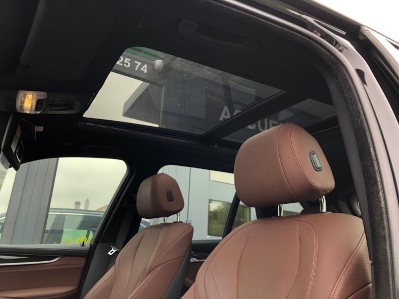 Photo 25 de l'offre de BMW X5 (F15) XDRIVE30DA 258CH EXCLUSIVE 7PLACES à 39970€ chez Autos Shala