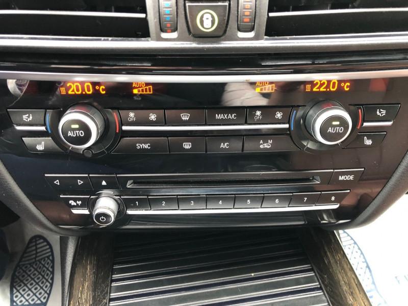 Photo 19 de l'offre de BMW X5 (F15) XDRIVE30DA 258CH EXCLUSIVE 7PLACES à 39970€ chez Autos Shala