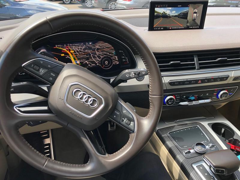 Photo 17 de l'offre de AUDI Q7 50 TDI 286CH AVUS EXTENDED QUATTRO TIPTRONIC 5 PLACES à 59970€ chez Autos Shala