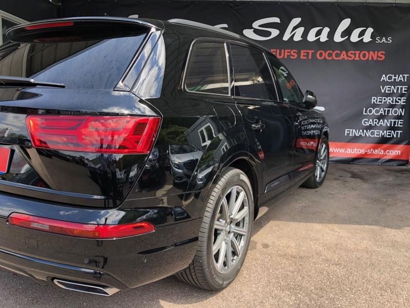 Photo 6 de l'offre de AUDI Q7 50 TDI 286CH AVUS EXTENDED QUATTRO TIPTRONIC 5 PLACES à 59970€ chez Autos Shala
