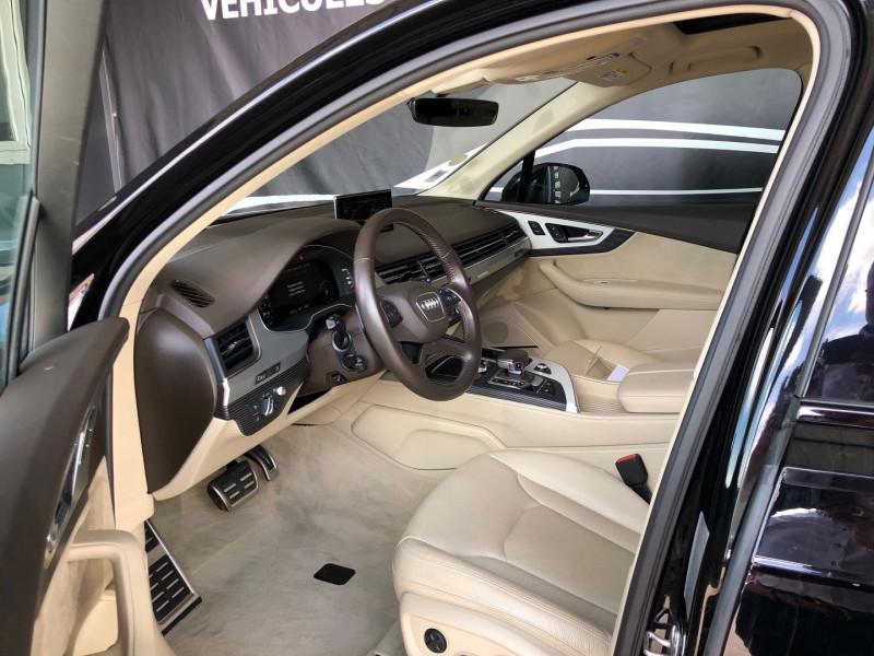 Photo 10 de l'offre de AUDI Q7 50 TDI 286CH AVUS EXTENDED QUATTRO TIPTRONIC 5 PLACES à 59970€ chez Autos Shala