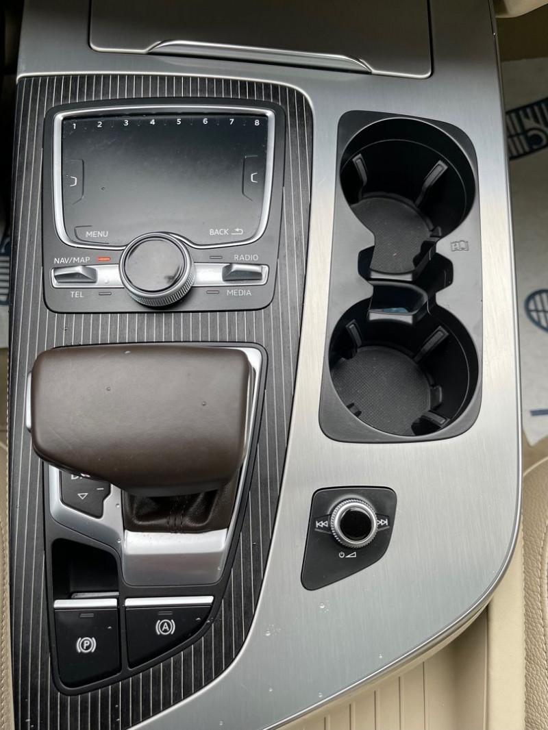 Photo 19 de l'offre de AUDI Q7 50 TDI 286CH AVUS EXTENDED QUATTRO TIPTRONIC 5 PLACES à 59970€ chez Autos Shala