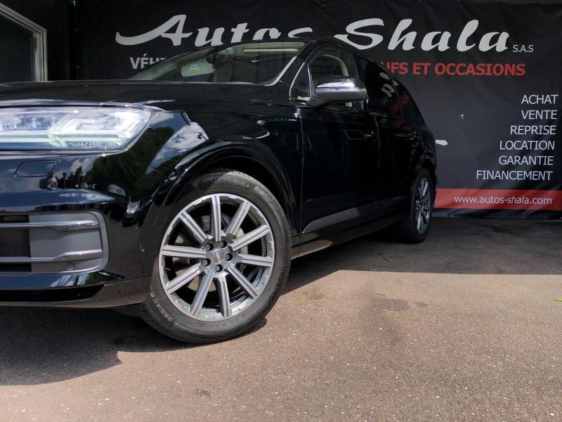 Photo 2 de l'offre de AUDI Q7 50 TDI 286CH AVUS EXTENDED QUATTRO TIPTRONIC 5 PLACES à 59970€ chez Autos Shala